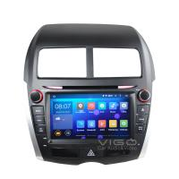 Buy cheap 8'' Android System 3G WIFI GPS Navigation for Mitsubishi ASX Peugeot Citroen Stereo DVD product