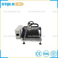 China Taiwan Hiwin high speed Mini 6090 wood cnc machine for woodworking 2D/3D/ worker for sale with good price on sale