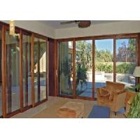 China Wood Clad Aluminum Sliding Doors on sale