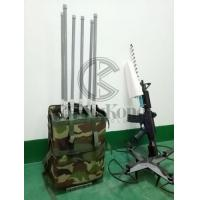 Buy cheap 8 Bands Backpack Manpack Jammer Military Usage For Jamming 3G 4G WIFI product