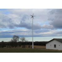 Buy cheap 3 Phase Small Hybrid Solar And Wind Electric Systems 10KW Renewable Energy product