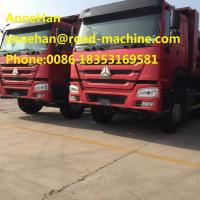 Diesel Heavy Duty Dump Truck Payload 30 Tons 10 Wheels Hyva Hydraulic Front Lifting 16m3 bucket