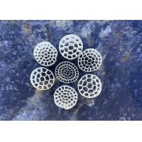 Buy cheap Suspending Biofilm Filter Media For MBBR Water Treatment System product