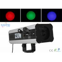 Buy cheap Dj Equipment 230w Led Follow Spot Lamp With Aluminum Alloy Body product