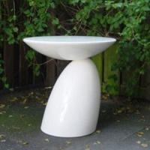 Buy cheap Parabel  Eero Aarnio Living Room Table Sets Mushroom Shape 45 * 45 * 52cm product
