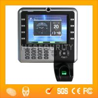 Buy cheap High Quality Fingerprint Time Attendance For Staff Work Time Tracking HF-iclock2500 product