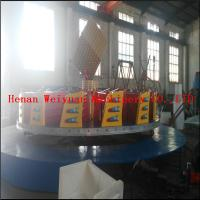 Buy cheap 40 seats Outdoor Funfair Amusement Hully Gully Rides Attractions For The Park product