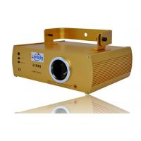 Buy cheap Green 40mW Micro-step Motor DPSS Laser Light Projector product