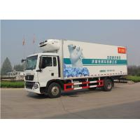 Buy cheap 140HP Engine Commercial Refrigerated Trucks DC6J48TC Transmission 9.00R20 Tire from wholesalers