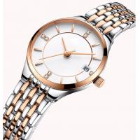Buy cheap Two Tone Plated Luxury Wrist Watch product