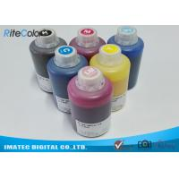 Buy cheap DX-7 Printer Head Dye Sublimation Heat Transfer Ink For T Shirt Printing 1.1kgs Per Bottle product