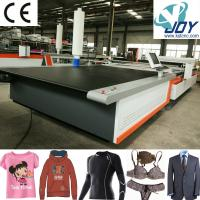China Computer controlled automatic cloth cutting machine wholesale
