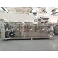 Buy cheap Standy Pouch Filling Sealing Machine , Stand Up Pouch Filler And Sealer product
