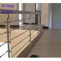 Buy cheap iron fence with guardrail prices / stainless steel balcony railing product