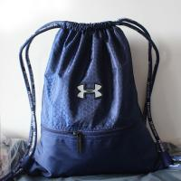 Buy cheap Wholesale Promotional Reusable Polyester Canvas Sports Bag product