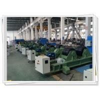 Buy cheap Hold Wind Tower Production Line Motorized Screw Adjustable Welding Turning Roll product