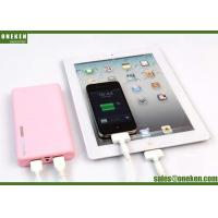 China Small Wallet Power Bank , 18650 Battery Bank 12000mAh for All Smart Phone on sale