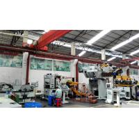 Buy cheap NC Decoiler And Straightener Punching Feeding Equipment With High Accuracy product