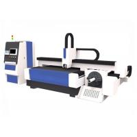 Buy cheap Stainless Steel Craftwork CNC Fiber Laser Cutting Machine 1500 * 3000mm Easy Operation product