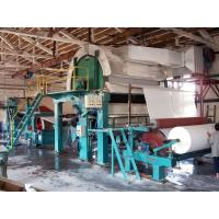 Buy cheap Model 1880 tissue paper machine product