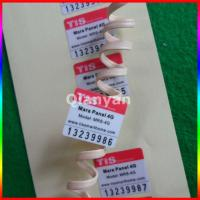China serial number label sticker with black and red printing on sale