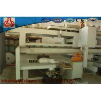 Buy cheap 1300mm Width 380V Straw Board Machine With 600 Sheets / Shift Capacity product