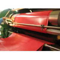 Buy cheap High Elasticity Industrial Rubber Sheet For PVC Vacuum Laminating Press product