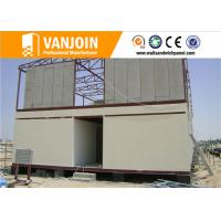 Buy cheap 100mm Concrete EPS Composite Sandwich Wall Panel For Prefabricated Houses from wholesalers