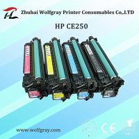 Buy cheap Compatible for HP CE250A toner cartridge product