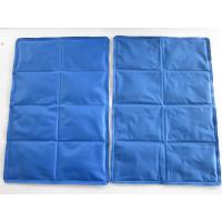 China summer cooling mat/cool gel pad factory from Shanghai,China on sale