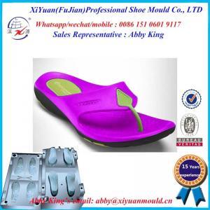 Buy cheap New bi-color High Quality Man EVA Flip Flops Slipper mold product