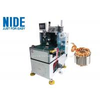 Buy cheap Double Side Motor Stator Coil End Lacing Machine Middle Size With CCC Certificate product