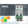PV system 1P 6a 24v DIN Rail DC MCB Solar system circuit breaker waterproof electrical circuit breaker box