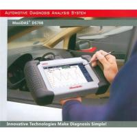 Buy cheap Automobile Diagnosis & Analysis System   MaxiDAS® DS708 product