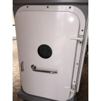Buy cheap Quick Acting Single Handle Marine Access Doors A60 Fire Proof Weathertight Ship Door product