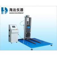 Buy cheap Accurate Package Drop Testing Equipment , ISO 2248 Carton Impact Testing Machine product