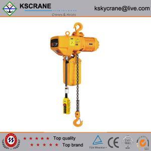 Buy cheap Alzamiento de cadena eléctrico motorizado product