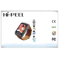 Buy cheap Auto Recording Mobile Watch Phone With Ultra-thin 1.8 inch TFT Screen product