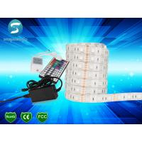China RGB 5050 SMD 120 Degree Beam Angle LED Strip Waterproof  For DChrismas days wholesale