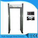 Buy cheap Promenade de la sécurité UB500 par la porte, passage de bagages d'aéroport par le détecteur de métaux product
