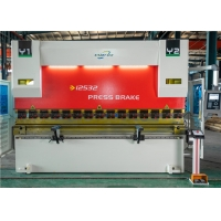 Buy cheap CNC Hydraulic Press Brake 125Ton 3200 For Bending Stainless Steel, Press Brake from wholesalers