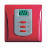China Remote Control Light Switch with LCD Screen and Advanced Locking Function on sale