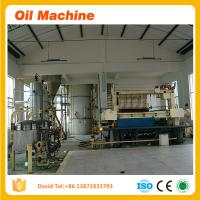 China Low Oil Residues Green Tea Seed Oil Refining Oil Filtering Machine Teaseed Oil Plant on sale