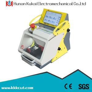 China Locksmith Tools Auto Key Cutter Machine , Automatic Key Machine Profersional on sale