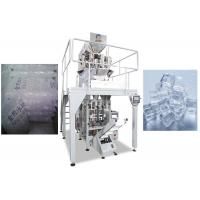 Buy cheap 2.5KG / 5KG Ice Cube Automated Packing Machine 304 Stainless Steel Material product
