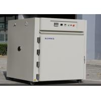 Buy cheap Vertical Electronic Lad Vacuum Drying Oven / No Oxidation Oven With Flow Control product