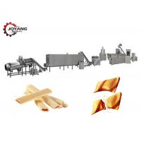 Buy cheap Core Filled Puffed Snacks Processing Line Inverter Speed Controlling HS Code 84388000 product