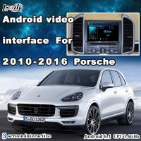 Buy cheap Touch Android 6.0 Auto Interface Navigation System With Google MAP For Porsche PCM 3.1 from wholesalers