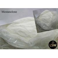 Quality Mestanolone  Bodybuilding Steroid CAS 521-11-9 White Powder 99% Purity for sale