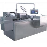 High Speed Auto Cartoning Machine Siemens Control System For Tube / Injection
